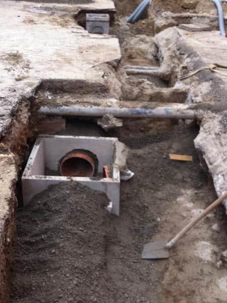 Realizzazione-scavi-per-rete-fognaria-Crema